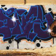 Graffiti Strains the City Budget