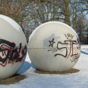 Winter Break - Increase in School Graffiti