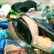 Discarded beverage cans and jettisoned pieces of trash lining our highways and on-ramps
