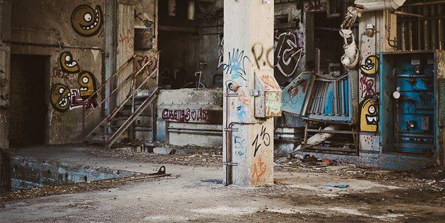 Behavior Modification Stops Graffiti