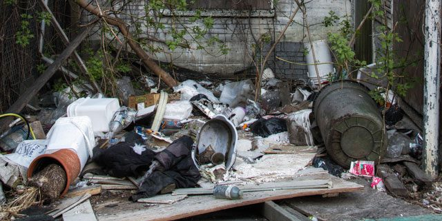 The Problems and Cost of Illegal Dumping