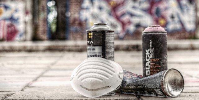Graffiti and Vandalism Cause Fear Among the Community