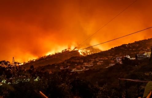 Illegal Dumping Ignites Fires