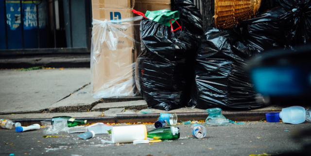 Illegal Dumping Program with Accountability