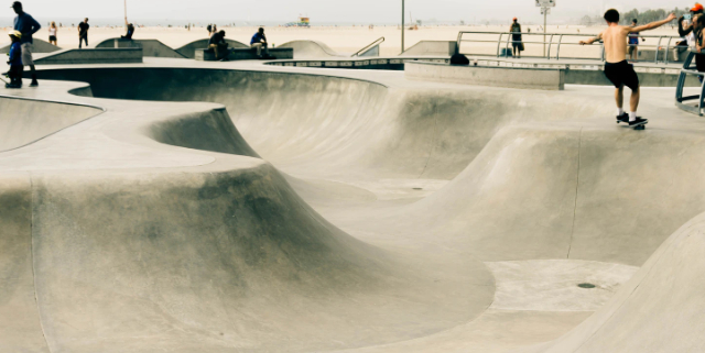 Protecting Skate Parks and Splash Pads